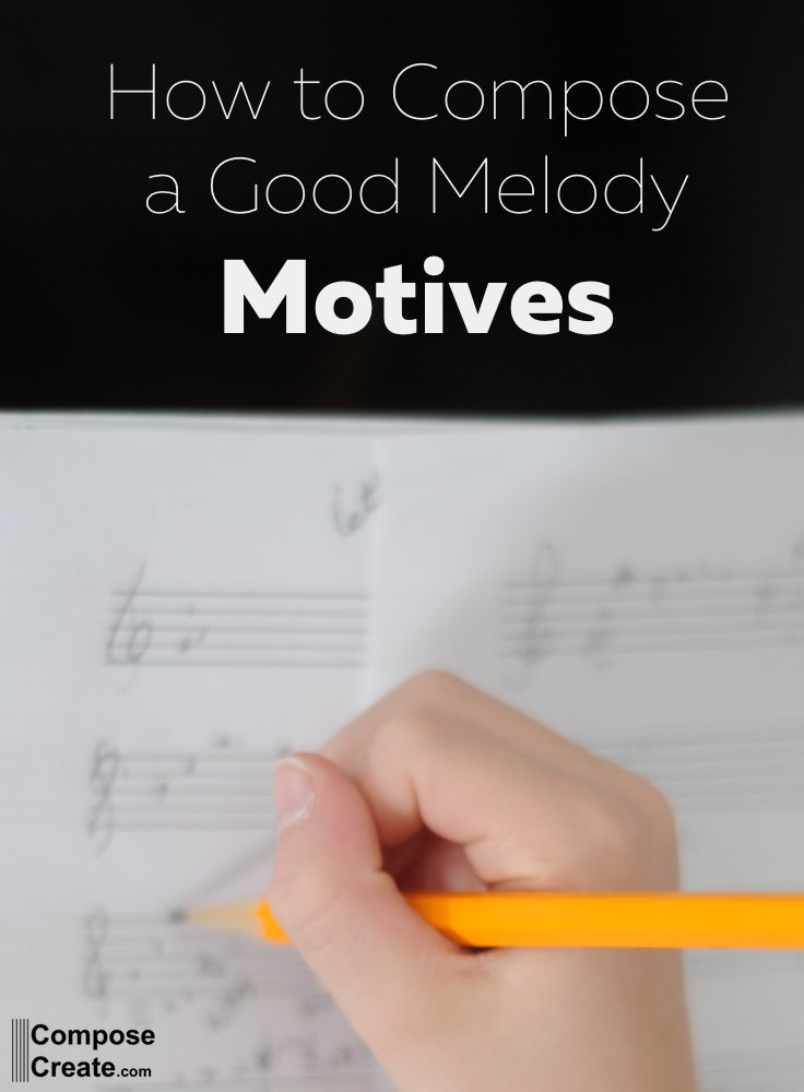 How to write an interesting melody