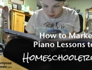 Marketing to Homeschoolers