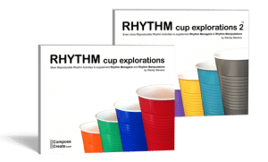 Rhythm Cup Explorations 1 and 2