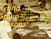 Hybrid Group Lessons
