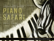 Piano safari rote pieces