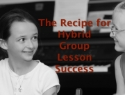 Recipe hybrid group success
