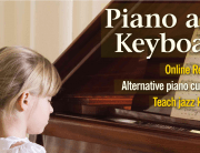 Piano and Keyboard Music Teacher
