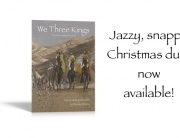 jazzy snappy christmas duet we three kings