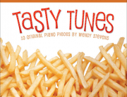 Tasty tunes by wendy stevens