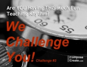 Rhythm challenge 3