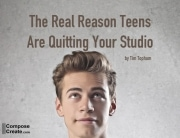 real reason teens are quitting your studio