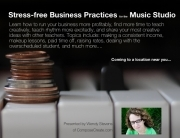 stress free business practices for music studio
