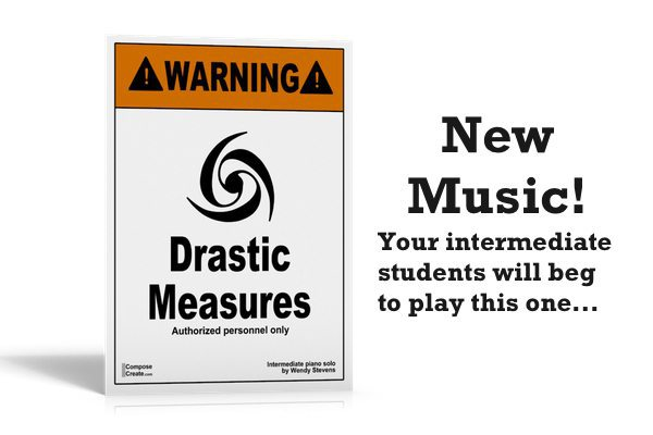 "New Music – ""Drastic Measures"""