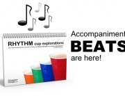 Rhythm Cup Explorations accompaniment beats