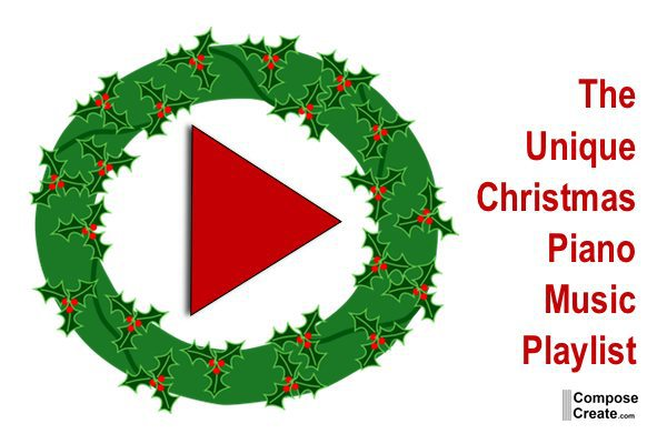 Complete Playlist of Christmas Piano Pieces