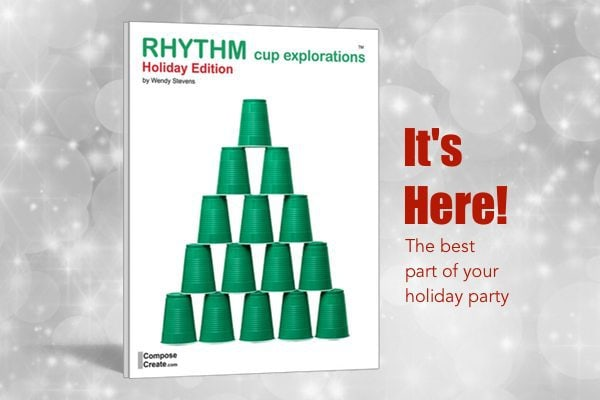 It's HERE! The Holiday Edition of Rhythm Cup Explorations!  Item #4