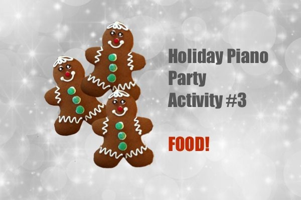 Holiday Group Lesson Plan – Item #3 Every Party Needs This!