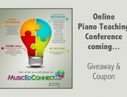 Piano teaching Conference coming