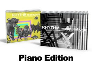 Rhythm Menagerie and Rhythm Manipulations - rhythm worksheets