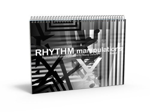 Rhythm Manipulations - Reproducible rhythm worksheets for teaching rhythm to teens