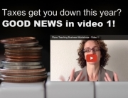 Taxes get you down Good News Video 1
