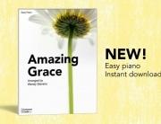 Amazing Grace Elementary Arrangement