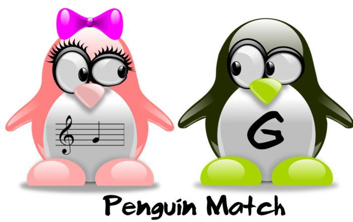 Penguin Note Match FB