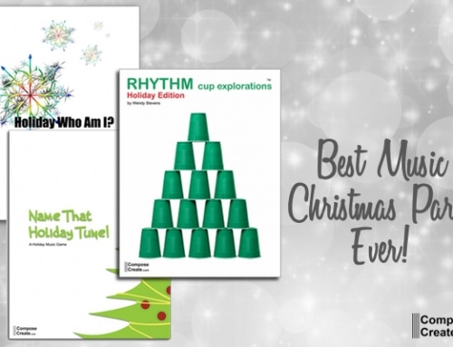 The Best Music Christmas Party Ever – Already planned for you!