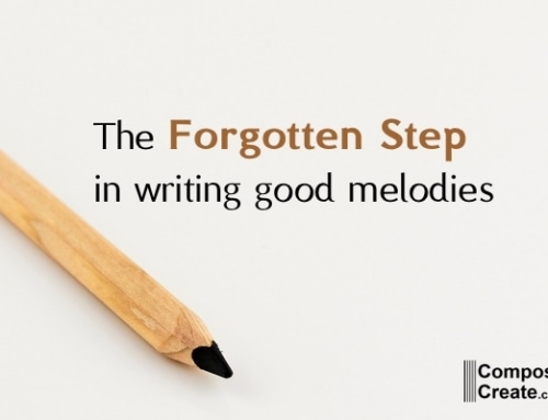 The Forgotten Step In Teaching Students to Write Good Melodies
